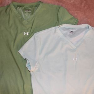 Bundle of 2 Under Armour tops